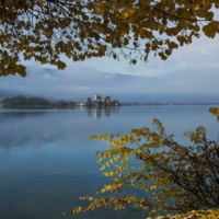 Lac d'Annecy - Massif des Bauges