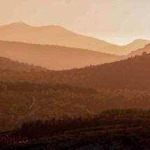 Sunrise Col de la Gineste - Cassis - France