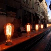 Vitrine de magasin - Arles - France