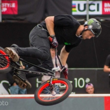 BMX Pro - World Series FISE-2018 - Montpellier - France