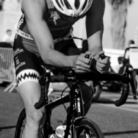 Trek Bike B&W - Triathlon Marseille L Distances - France