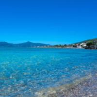 Eau translucide - Agistri Island - Greece