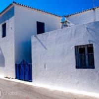Maison typique - Agistri Island - Greece