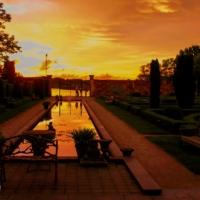Sunset - Villa Augustus Gardens - Dordrecht - Netherlands