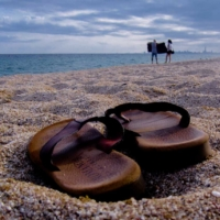 Gone to the beach - El Masnou - Barcelone - Spain