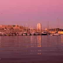 Sunrise - Vieux Port - Marseille - France