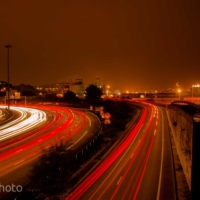 A55 by Night