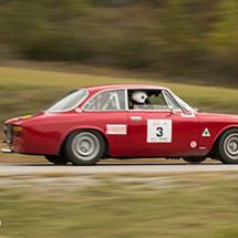 Alfa Roméo Julia - Rallye des Jasmins - Dignes - France