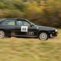Audi Quattro - Rallye des Jasmins - Dignes - France