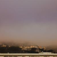 In the mist - l'Estaque - Marseille - France