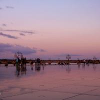 Miroir d'eau - Bordeaux - France