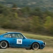 Porsche Carrera 3.2 - Rallye des Jasmins - Dignes - France