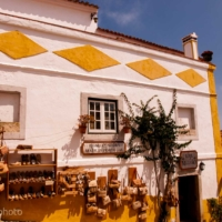 Magasin à Obidos - Portugal _