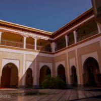 Patio Hotel Jardins de l'Agdal - Marrakech - Maroc