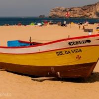 Sol Da Vida - Nazaré - Portugal