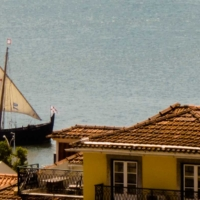 The old boat - Lisbon - Portugal