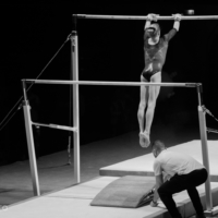 Barres Assymetriques bnw 6 - Elite Massilia Gym - Marseille - France