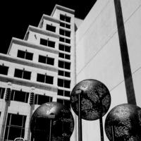 Escaliers urbains - Athènes - Grèce