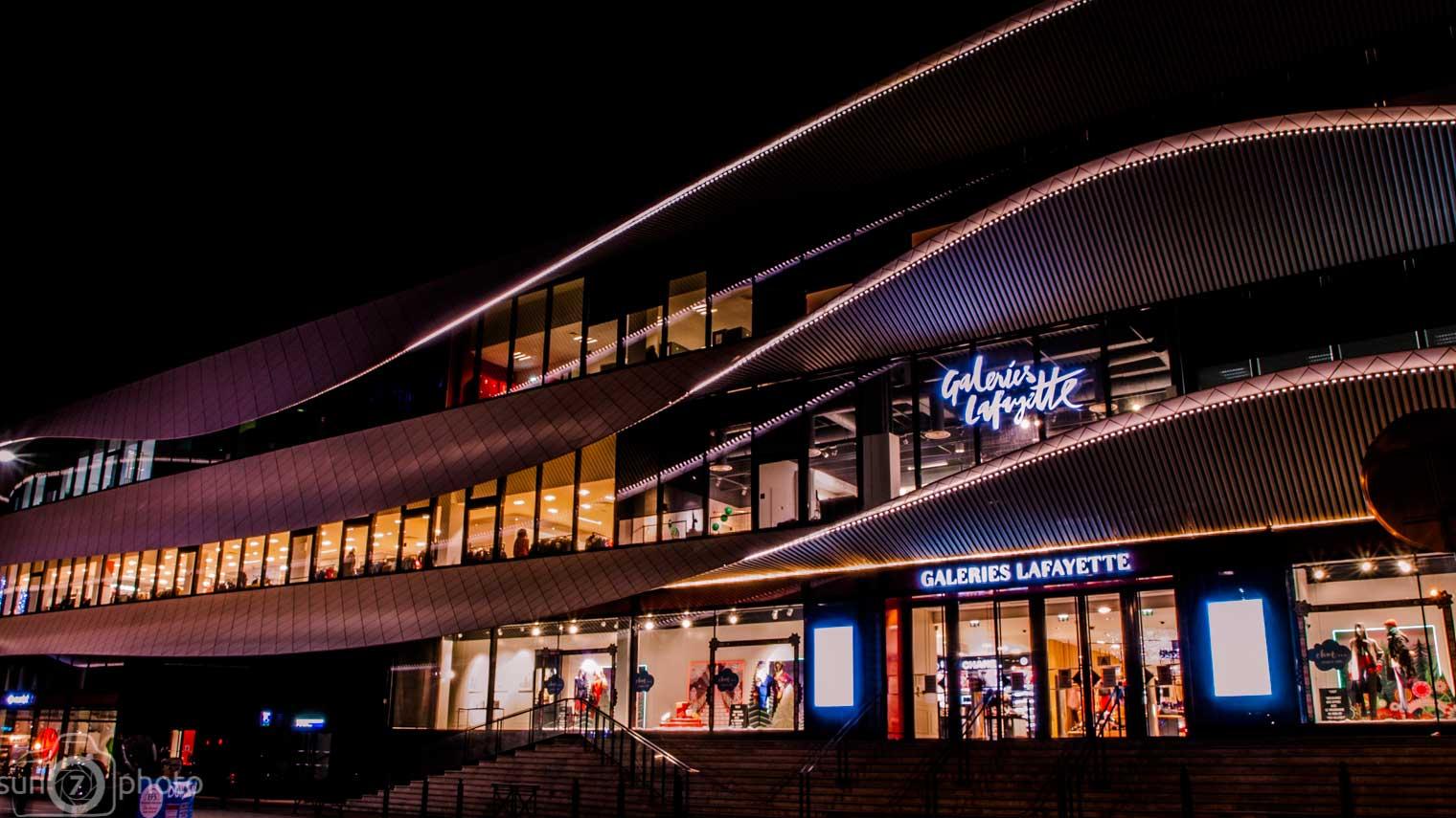 Galeries Lafayettes Centre Bourse 1