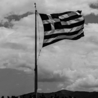 Proud to be Greek -Greek Flag - Athens - Greece