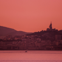 Sunrise - Marseille - France