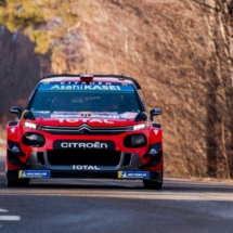 Citroen C3 WRC RC1 - Ogier - Ingrassia - St Leger les Mélèzes - France