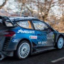 Ford Fiesta WRC RC1 - Suninen - Salminen - St Leger les Mélèzes - France
