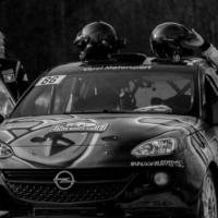 Opel Adam R2 RC4B -Timo & Rebecca Van der Marel - St Leger les Mélèzes - France -