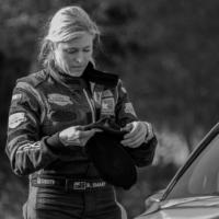 Rebecca Van der Marel - St Leger les Mélèzes - France -