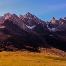 Sunrise au Col des Aravis - Haute Savoie - France
