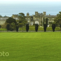 Chateau - Skerries - Irlande