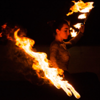 Playing with fire - Firejam - Marseille - France