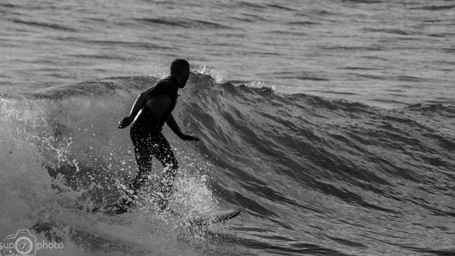 Winter Surf bnw N°3 - Arène Cros - La Ciotat - France