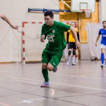 AFC - Gallia Club Uchaud Futsal - 1 - Lançon de Provence - France
