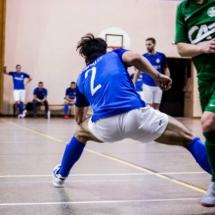 AFC - Gallia Club Uchaud Futsal - Lançon de Provence - France