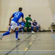 Champion 51 ! AFC - Gallia Club Uchaud Futsal - Lançon de Provence - France