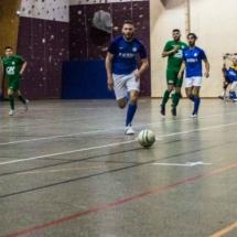 Cours ! AFC - Gallia Club Uchaud Futsal - Lançon de Provence - France