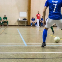 Futsal ça joue ! AFC - Gallia Club Uchaud Futsal - Lançon de Provence - France