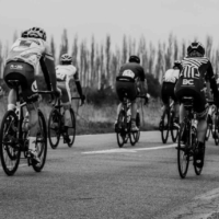 Raid des Alpilles - Peloton Mixte bnw - Barbegal - France