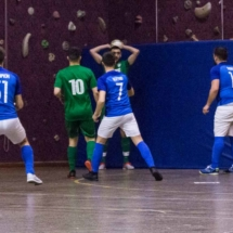 Touche ! AFC - Gallia Club Uchaud Futsal - Lançon de Provence - France
