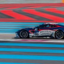 Aston Martin - N°99 - Circuit Paul Ricard - Le Castellet - France