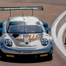 Dempsey Proton Racing - Porsche 911 RSR N°77 - 2 - Circuit Paul Ricard - Le Castellet - France