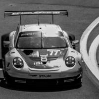 Dempsey Proton Racing - Porsche 911 RSR N°77 - bnw - Circuit Paul Ricard - Le Castellet - France