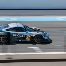 Porsche 911 RSR - Dempsey-Proton Racing - Circuit Paul Ricard - Le Castellet - France