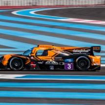 United Autosports - Ligier JS P3 - N°3 - Circuit Paul Ricard - Le Castellet - France