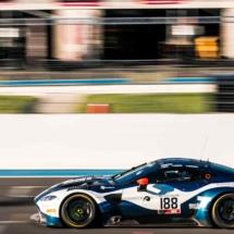 Aston Martin N°62 - Blancpain GT Series - Circuit Paul Ricard - Le Castellet - France