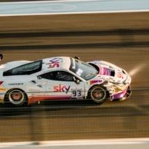 Ferrari F488 GT3 Sky - N°93 - Blancpain GT Series - Circuit Paul Ricard - Le Castellet - France