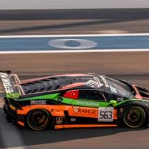 Lamborghini Huracan GT3 - N°563 - Blancpain GT Series - Circuit Paul Ricard - Le Castellet - France