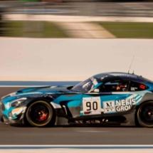 Mercedes AMG N°88 - Blancpain GT Series - Circuit Paul Ricard - Le Castellet - France