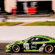 Porsche 911RSR N°54 - Blancpain GT Series - Circuit Paul Ricard - Le Castellet - France